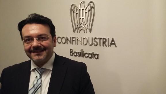 Antonio Braia Presidente Confindustria Basilicata, sezione industrie meccaniche, elettriche ed elettroniche